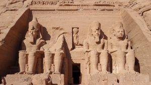 Abu-Simbel, Egypt